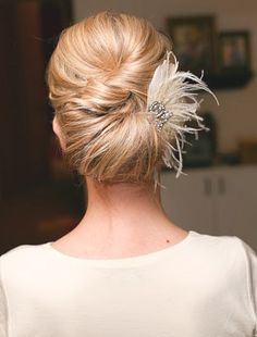 Updo. (Find us on: www.Facebook.com/greatlengthspl)