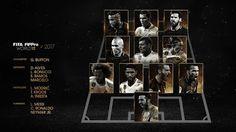 Blog Esportivo do Suíço:  Daniel Alves, Marcelo e Neymar entram em seleção do ano da Fifa