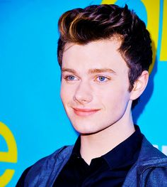 who gave you permission to be that attractive, sir? #chriscolfer #glee