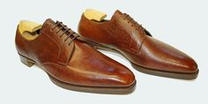 #Zapatos George Cleverley Bespoke #Shoes
