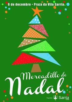 Mercadillo de Nadal 2013 en Sarria