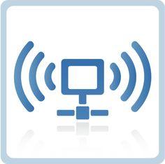 Fast, wireless internet