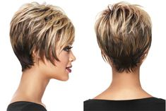 Short+Stacked+Bobs+Back+Views | STACKED BOB by LuxHair