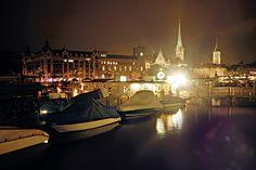 Zurich, Pier 7 Zurich