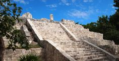 San Miguelito Ruins: Cancun, Mexico: Mayan ruins, archaeological zone. Visit sites San Miguelito Ruins and the Cancun Mayan Museum