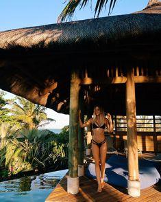 14.3K vind-ik-leuks, 204 reacties - Inna Moll (@innamoll) op Instagram: 'Palm trees  Ocean breeze  Salty air Sunkissed hair Endless summer  take me there! ✈️…'
