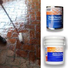 Gardens, Cement, Block Prints, Cement Patio, Brick Walls, Painted Floors, Courtyards