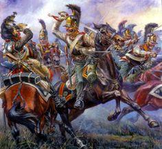 NAP: 1814 La Fère Champenoise - Cuirassiers of the Russian Guard vs French Cuirassiers