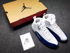 870672d0809 Air Jordan 12 Retro French Blue 2016 Release to Include Retro Card - Air 23  - Air Jordan Release Dates, Foamposite, Air Max, and