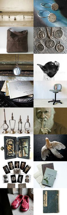 The Time Travellers by WhiteDogVintage on Etsy--Pinned+with+TreasuryPin.com