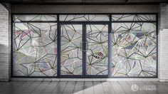 """// Exklusive Glasdesigns // Projektbeispiel """"Glasfassade"""""""
