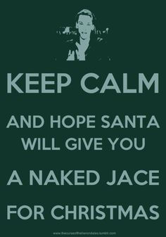 The Mortal Instruments: Jace is my soul mate. Your arguments are invalid.