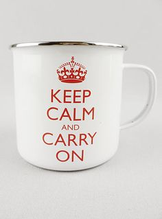 much needed coffee mug -- good start for the day
