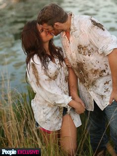"(Cousin) Amy Duggar and Dillon King's Engagement Photos 08/16/2015. Their upcoming wedding will take place in less than a month over Labor Day weekend. ""All of the younger girls are my flower girls,"" Amy says of cousins Mackynzie, Jordan, Josie, Jennifer and Johanna Duggar. ""They're going to be ringing bells and saying, 'The bride is coming, the bride is coming!' "" (7/7) #PeopleMag #Duggars #Kings #19KidsAndCounting"