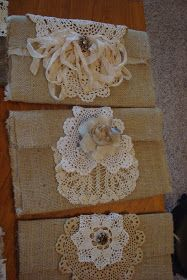 tarnished and tattered: A Burlap Tutorail For You!