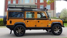 1986 Land Rover Defender 110 at auction #1940379 - Hemmings Motor News