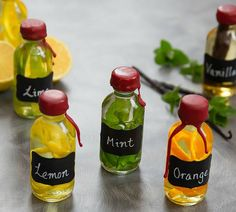 Homemade extracts are easy to make and are great for gifting. Last year, I shared my first batch of homemade extracts which I made as holiday gifts. This year, I added some other flavors to my line-up and also made wax seals for the bottles. I made vanilla, mint, lemon, lime and orange extracts. The wax …