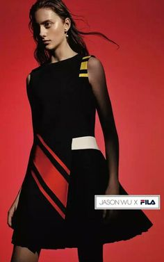 FILA & Jason Wu Join Forces for Collaborative Fashion Line #RueNow