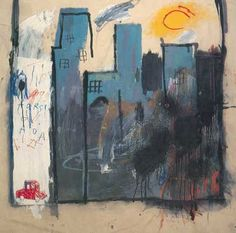 Basquiat Painting Bas18 | Pinturas al Oleo | Ming Gallery Basquiat Paintings, Artist Bio, Magritte, Mondrian, Banksy, Art Reproductions, Art Oil, Monet, Van Gogh
