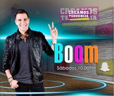 BOOM el nuevo programa de Venevisión