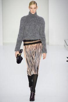Salvatore Ferragamo - Milan Fashion Week - Otoño Invierno 2014/2015 - Fashion Runway