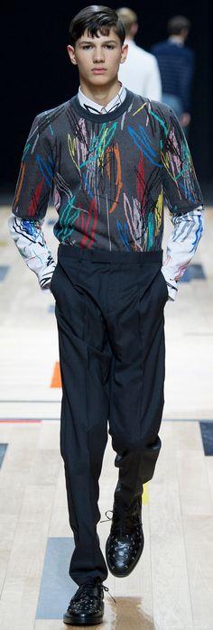 Dior Homme - Spring 2015