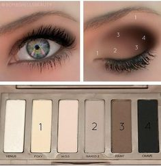I think I need to get a NAKED 2 palette