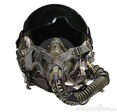 Fighter Pilot Helmet Royalty Free Stock Photos - Image: 19859918