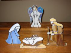 Hey, I found this really awesome Etsy listing at https://www.etsy.com/listing/201656181/beautiful-stained-glass-nativity-free