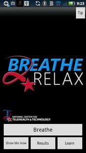 Breathe2Relax - screenshot thumbnail