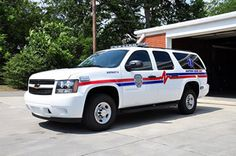 Chevy-Suburban Emergency Medical SUVs - Vehicle Conversions and Cabinet Systems Blog