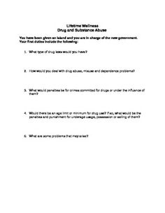 critical thinking activity for high school students