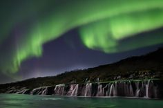 Northern Lights in West Iceland | Watch the Aurora dance in the ...