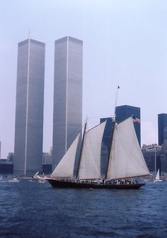 July 4th, 1976 The Bicentennial Parade of Tall Ships, New York City