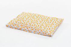 Organic Toddler Pillow Case - Fox