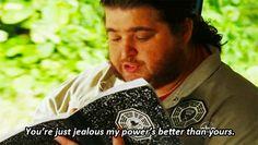 I love Hurley <3