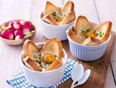 Gourmet Brunch Recipes Eggs 50 New Ideas No Salt Recipes, Egg Recipes, Brunch Recipes, Breakfast Recipes, Cooking Recipes, Cooking Food, Brunch Decor, Brunch Buffet, Healthy Brunch