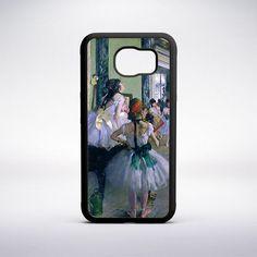Edgar Degas - The Ballet Class Phone Case