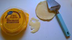 Kotimaista käsityötä, juustojäbä putkahti esiin SimpsalaPim. Valio, Fiskars ja myself.