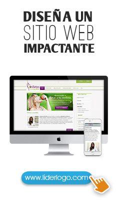 Diseña un Sitio Web Impactante con Liderlogo  #Diseño #Empresa #Web