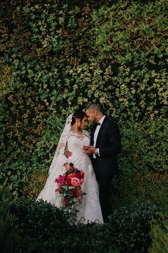 Love the green garden wall at Cavalli Estate! Makes such a beautiful backdrop for photos. Green Garden, Beautiful Moments, Muslim, Garden Design, Backdrops, Wedding Venues, Glamour, Indian, Weddings