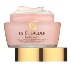 Estee Lauder Resilience Lift Firming/Sculpting Face And Neck Creme... ($90) ❤ liked on Polyvore