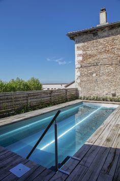 Piscine Br Duplex, Pools, Park, Garden, Outdoor Decor, Inspiration, Home Decor, Contemporary Architecture, Swimming Pools