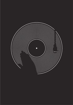Vinyl Soundscapes...Makes Music´s Experience Suddenly Come Out Of The Dark…