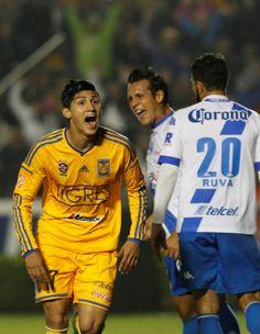 Tigres 8-0 Puebla - Copa MX (27 de Febrero) Foto: Roberto Alanís