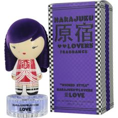 Harajuku Lovers Wicked Style Love By Gwen Stefani Edt Spray