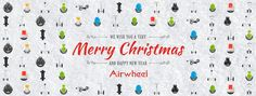 Happy new year with Airwheel!