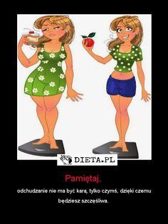 Pamiętaj,  - Dieta.pl/motywatory Juice Plus, Thinspiration, Aerobics, Good Advice, Memes, Personal Development, Quotations, Lol, Humor
