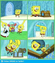 Spongeception