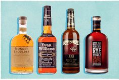 The 18 Absolute Best Whisk(e)ys for Your Money Best Whiskeys For Your Money: Sipping Whiskey's in Your Price Range - Thrillist<br> Top-shelf whiskey, middle-shelf prices. Best Whiskey Cocktails, Whiskey Recipes, Brewing Recipes, Bourbon Drinks, Cognac Drinks, Liquor Drinks, Fun Drinks, Beverages, Good Whiskey Brands